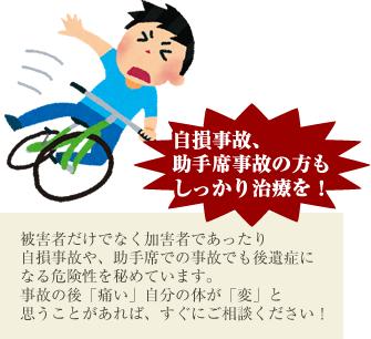 交通事故のイラスト